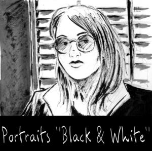 Portraits en noirs et blanc