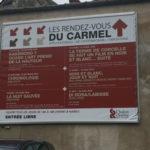 photo bache du Carmel