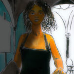 Karima (perso pour une BD)