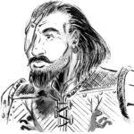 Dessin de Alarcon (personnage).